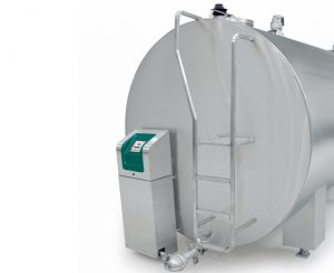 Image of bulk tank with hyperlink to Cooling page